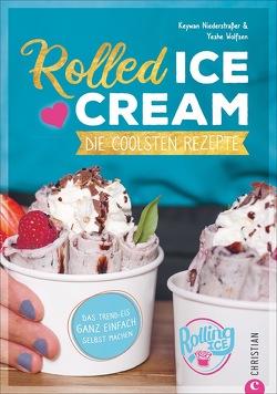 Rolled Ice Cream von Keywan Niederstraßer, Yeshe Wolfsen