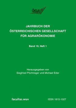 Rollen der Landwirtschaft in benachteiligten Regionen von Eder,  Michael, Pöchtrager,  Siegfried