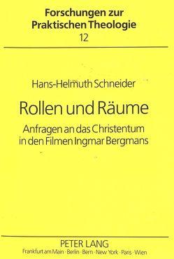 Rollen und Räume von Schneider,  Hans-Helmuth