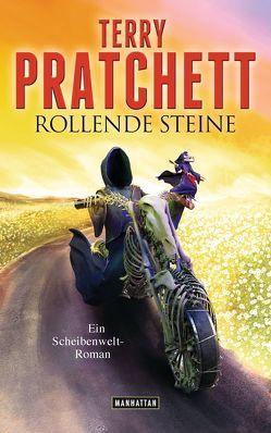 Rollende Steine von Pratchett,  Terry, Rawlinson,  Regina