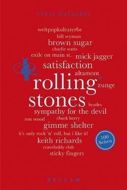 Rolling Stones. 100 Seiten von Hofacker,  Ernst