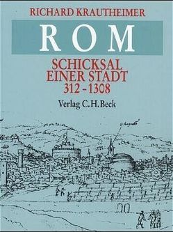Rom von Hoffmann,  Ulrich, Kienlechner,  Toni, Krautheimer,  Richard