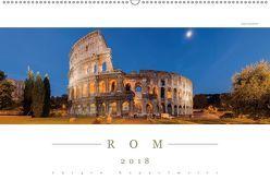 ROM 2018 – Panoramakalender (Wandkalender 2018 DIN A2 quer) von Kappelmeier,  Jürgen