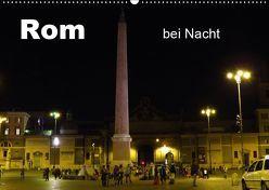 Rom bei Nacht (Wandkalender 2019 DIN A2 quer) von Dürr,  Brigitte
