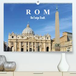 Rom – Die Ewige Stadt (Premium, hochwertiger DIN A2 Wandkalender 2021, Kunstdruck in Hochglanz) von LianeM