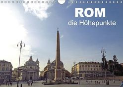 Rom – die Höhepunkte (Wandkalender 2019 DIN A4 quer) von Dürr,  Brigitte