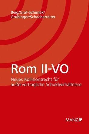 ROM II-VO von Beig,  Daphne, Graf-Schimek,  Caroline, Grubinger,  Andrea, Schacherreiter,  Judith