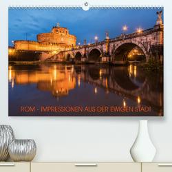 Rom – Impressionen aus der ewigen Stadt (Premium, hochwertiger DIN A2 Wandkalender 2020, Kunstdruck in Hochglanz) von Claude Castor I 030mm-photography,  Jean