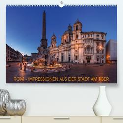 Rom – Impressionen aus der Stadt am Tiber (Premium, hochwertiger DIN A2 Wandkalender 2020, Kunstdruck in Hochglanz) von Claude Castor I 030mm-photography,  Jean