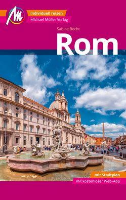 Rom MM-City Reiseführer Michael Müller Verlag von Becht,  Sabine