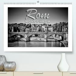 ROM Monochrom (Premium, hochwertiger DIN A2 Wandkalender 2021, Kunstdruck in Hochglanz) von Viola,  Melanie