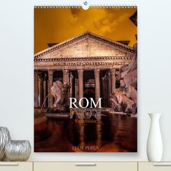 ROM Nachtbilder (Premium, hochwertiger DIN A2 Wandkalender 2020, Kunstdruck in Hochglanz) von PERLA,  ELLIE
