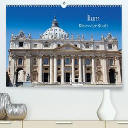Rom (Premium, hochwertiger DIN A2 Wandkalender 2021, Kunstdruck in Hochglanz) von Koch,  Andrea