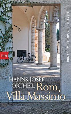 Rom, Villa Massimo von Ortheil,  Hanns-Josef