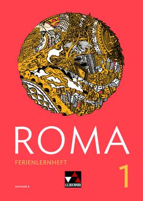 Roma B / ROMA B Ferienlernheft 1 von Englisch,  Christina, Jürgensen,  Sissi