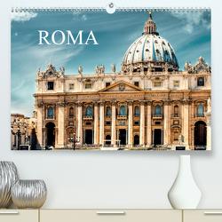 Roma (Premium, hochwertiger DIN A2 Wandkalender 2021, Kunstdruck in Hochglanz) von Steiner und Matthias Kontrad,  Carmen