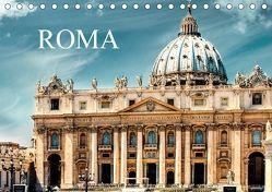 Roma (Tischkalender 2018 DIN A5 quer) von Steiner und Matthias Kontrad,  Carmen