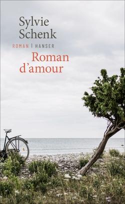 Roman d'amour von Schenk,  Sylvie