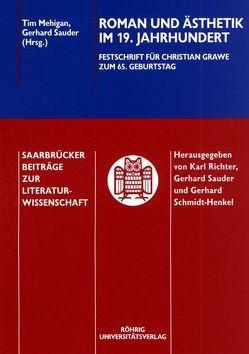 Roman und Ästhetik im 19. Jahrhundert von Mehigan,  Tim, Sauder,  Gerhard
