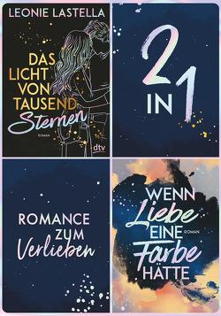 Romance zum Verlieben (2in1-Bundle) von Lastella,  Leonie