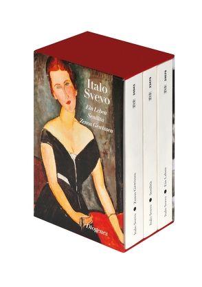 Romane – Kassette von Kleiner,  Barbara, Svevo,  Italo