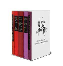 Romane und Erzählungen (5 Bände im Schuber) von Flaubert,  Gustave
