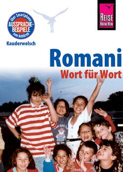 Romani – Wort für Wort: Kauderwelsch-Sprachführer von Reise Know-How von Heinschink,  Mozes, Krasa,  Daniel