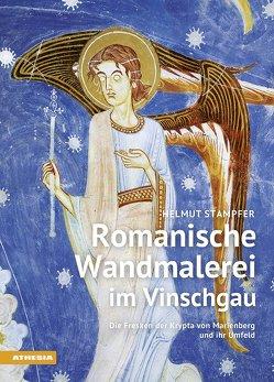 Romanische Wandmalerei im Vinschgau von Stampfer,  Helmut