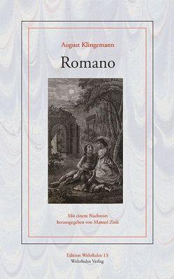 Romano von Klingemann,  August, Zink,  Manuel
