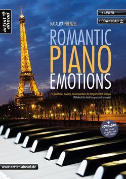 Romantic Piano Emotions von Frenzel,  Nataliya
