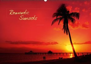 Romantic Sunsets (PosterbuchDIN A4 quer) von Viola,  Melanie