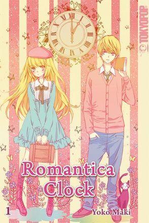 Romantica Clock 01 von Maki,  Yoko