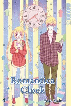 Romantica Clock 04 von Maki,  Yoko