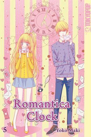 Romantica Clock 05 von Maki,  Yoko