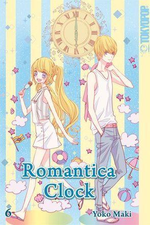 Romantica Clock 06 von Maki,  Yoko