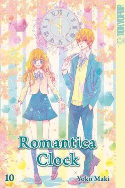 Romantica Clock 10 von Maki,  Yoko
