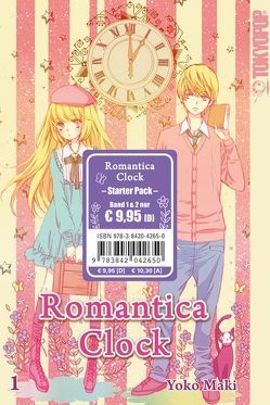 Romantica Clock Starter Pack von Maki,  Yoko