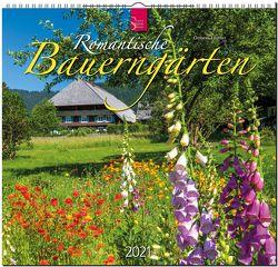 Romantische Bauerngärten von Emmler,  Clemens