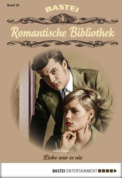 Romantische Bibliothek – Folge 20 von Fuchs,  Anita