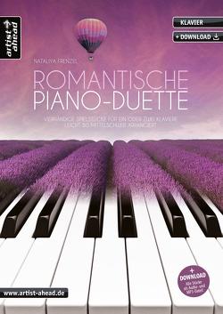 Romantische Piano-Duette von Frenzel,  Nataliya