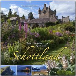Romantische Reise durch Schottland von Herzig,  Tina und Horst