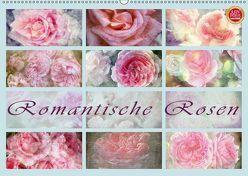 Romantische Rosen (Wandkalender 2019 DIN A2 quer) von Cross,  Martina