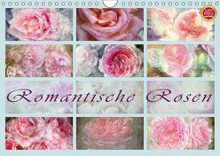 Romantische Rosen (Wandkalender 2019 DIN A4 quer) von Cross,  Martina