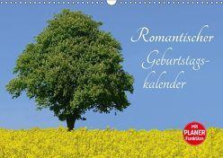 Romantischer Geburtstagskalender (Wandkalender 2018 DIN A3 quer) von Huschka,  Klaius-Peter