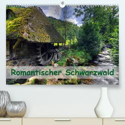Romantischer Schwarzwald (Premium, hochwertiger DIN A2 Wandkalender 2021, Kunstdruck in Hochglanz) von Laue,  Ingo