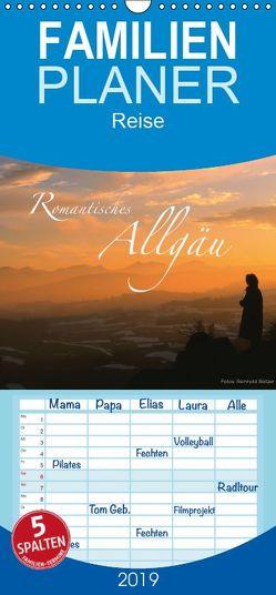 Romantisches Allgäu – Familienplaner hoch (Wandkalender 2019 <strong>21 cm x 45 cm</strong> hoch) von Ratzer,  Reinhold