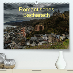 Romantisches Bacharach (Premium, hochwertiger DIN A2 Wandkalender 2020, Kunstdruck in Hochglanz) von Hess,  Erhard