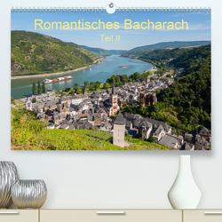 Romantisches Bacharach – Teil II (Premium, hochwertiger DIN A2 Wandkalender 2020, Kunstdruck in Hochglanz) von Hess,  Erhard