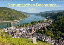 Romantisches Bacharach – Teil II (Wandkalender 2019 DIN A3 quer) von Hess,  Erhard