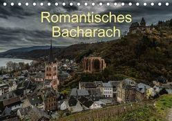 Romantisches Bacharach (Tischkalender 2018 DIN A5 quer) von Hess,  Erhard